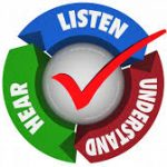 Listen To Understand: Improving Family Communication by Cindy Stradling CSL, CPC