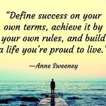 Creating Success On Your Own Terms by Cindy Stradling CSL, CPC