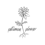 More Patience Please by Cindy Stradling CSL, CPC