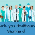 Thank You To All Frontline Workers by Cindy Stradling CSL, CPC