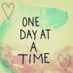 One Day At A Time by Cindy Stradling CSL, CPC